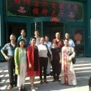 老兵创业俱乐部组织的十人慰问团参加仁爱敬老院活动
