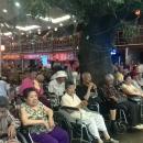 老兵创业俱乐部为敬老院老人庆祝生日活动